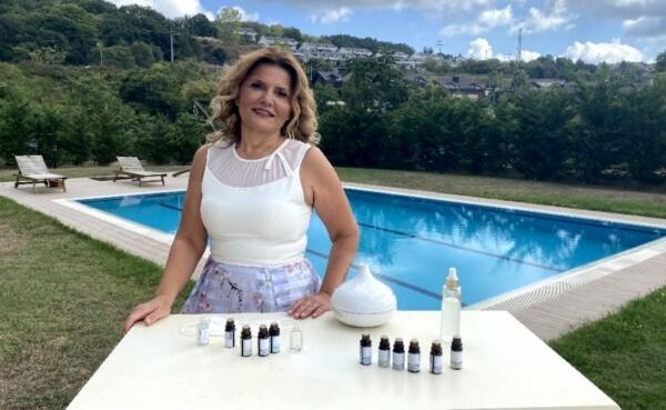 Hülya Kayhan ile Aromaterapi Eğitimi