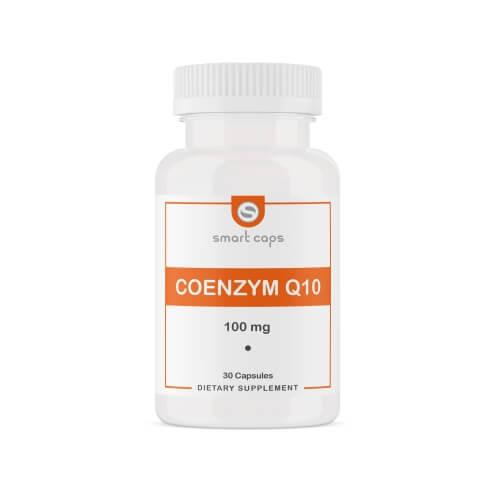 SMARTCAPS Koenzim Q10 100 mg 30 Kapsül