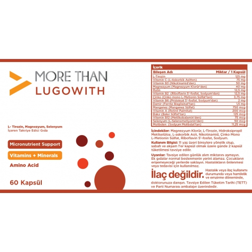 More Than LugoWith