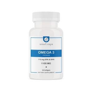 SMARTCAPS Omega 3 Premium / 50 Softgel