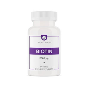 Smartcaps Biotin 2500