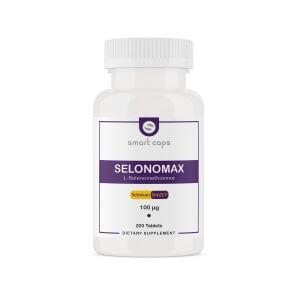 Smartcaps Selenomax 100 µg 200 Tablet