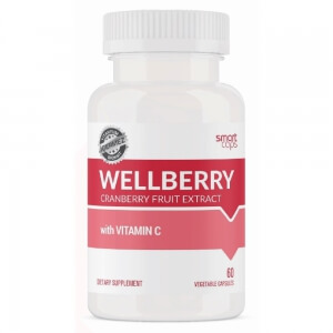 Wellberry Cranberry Fruit Extract 30 Kapsül
