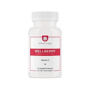SMARTCAPS Wellberry Cranberry Fruit Extract 30 Kapsül