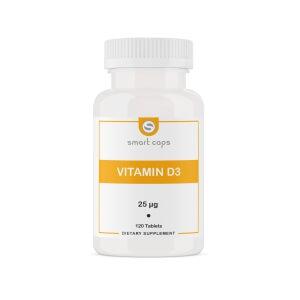 Vitamin D3 1000 IU 60 Softgels