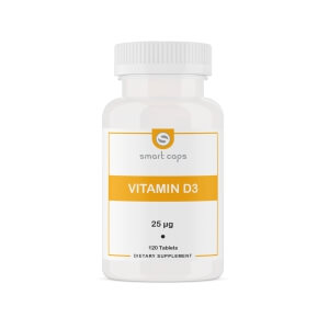 SMARTCAPS Vitamin D3 1000 IU 60 Softgels