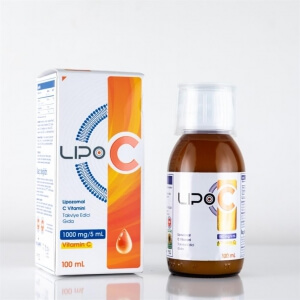 Lipo C Vit 1000 mg/5 ml