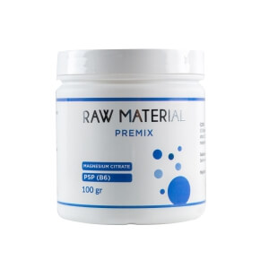 RAW MATERIAL- PREMIX CITRATE P5P